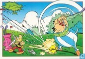 Asterix  Golf