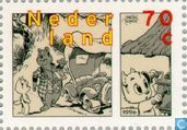 Heer Bommel Strip Stamps