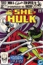 The Savage She-Hulk 22