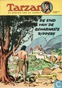 Comic Books - Tarzan of the Apes - De stad van de geharnaste ridders