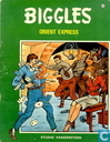 Comics - Biggles - Orient Express