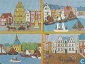 Vierluik Westfriese steden