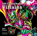 500 Comicbook Villains