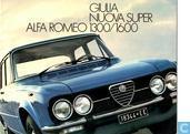 Alfa Romeo Giulia Nuova Super 1300/1600