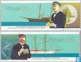 1996 Oceaanonderzoek Albert I en Carlos I (POR 574)