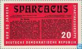 Spartakusgruppe 1916-1966