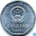 China 1 jiao 1993