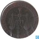 Zanzibar 1 Pysa 1882 (year 1299)