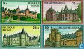 1987 Castles (BEL 841)