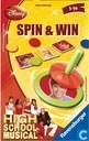 Spin & Win High School Musical