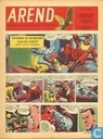 Comics - Arend (Illustrierte) - Jaargang 11 nummer 21