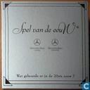 Spel van de eeuw - reclame Mercedes