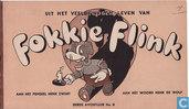 Comic Books - Fokkie Flink - UIt het veelbewogen leven van Fokkie Flink - 3e avontuur No. 8