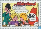 Briefmarken - Niederlande [NLD] - Jan Jans Strip Briefmarken