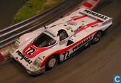 Model cars - Quartzo - Porsche 962 C
