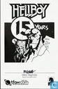 VERKEERDE RUBRIEK --> STRIP EX-LIBRIS/PRENT Hellboy 15 Years