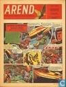 Comics - Arend (Illustrierte) - Jaargang 11 nummer 34