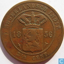 Dutch East Indies 2½ cent 1856