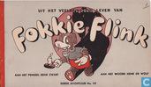 Comic Books - Fokkie Flink - UIt het veelbewogen leven van Fokkie Flink - 3e avontuur No. 10