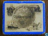 Quartetspel 'Waarmee op reis'