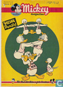 Bandes dessinées - Mickey Magazine (tijdschrift) - Mickey Magazine 100