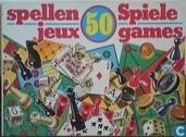 50 Spellen Spiele Jeux Games