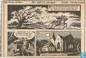 Comic Books - Red Knight, The [Vandersteen] - Het grote geheim