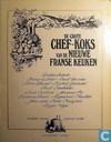 De grote chef-koks van de nieuwe Franse keuken