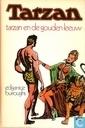 Books - Tarzan - Tarzan en de gouden leeuw
