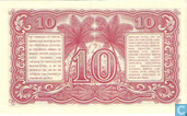 Banknotes - Indonesia - 1947 Third Issue - Indonesia 10 Sen 1947