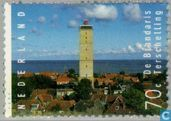Postage Stamps - Netherlands [NLD] - Lighthouses