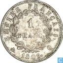 Frankreich 1 Franc 1809 (Q)