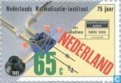 Postage Stamps - Netherlands [NLD] - Ned. Standardisation Institute