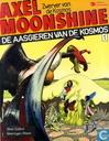 Comics - Axel Munshine - De aasgieren van de kosmos