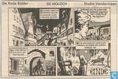 Bandes dessinées - Chevalier Rouge, Le [Vandersteen] - De moloch