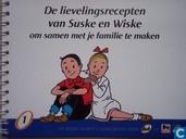 De lievelingsrecepten van Suske en Wiske / Les recettes préférées de Bob et Bobette