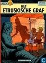 Strips - Alex [Martin] - Het Etruskische graf