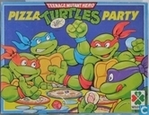 Pizza Turtles Party