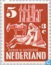 Postage Stamps - Netherlands [NLD] - Churches in Wartime