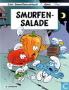 Comic Books - Smurfs, The - Smurfensalade