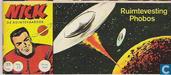 Comic Books - Nick [Wäscher] - Ruimtevesting Phobos