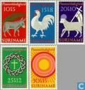 1971 Symboles de Pâques (SU 138)
