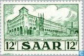Poste centrale de Sarrebruck
