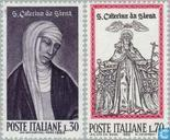 Canonisation Catharina