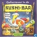 geharrewar in de Sushi-bar