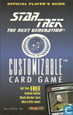 Star Trek TNG Card Game Official player's guide