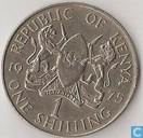 Kenya 1 shilling 1975