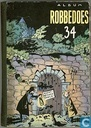 Comic Books - Robbedoes (magazine) - Robbedoes album 34
