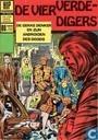 Strips - Fantastic Four - De gekke denker en zijn androiden des doods