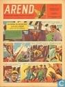 Comics - Arend (Illustrierte) - Jaargang 10 nummer 35